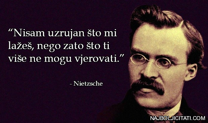 Nietzsche izreke citati